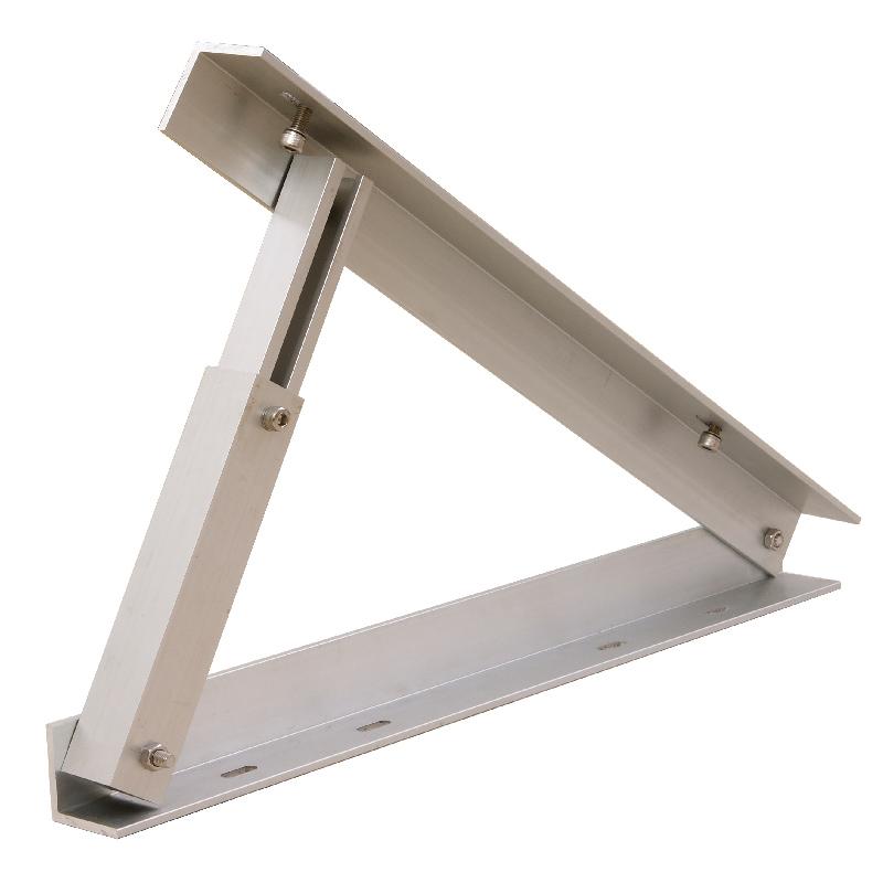 可调节三角太阳能支架