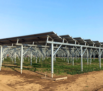 Ground Mount Project-Solar Farm
